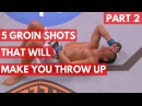 5 Groin Shots in MMA That Will Make You Throw Up - PART 2
