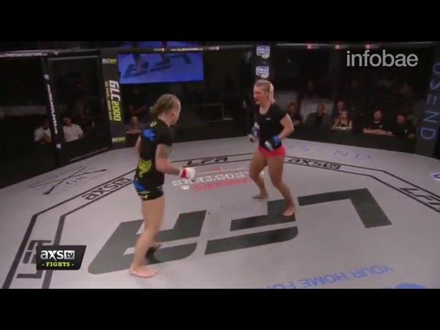 Insólito momento en la MMA: pensó que había acabado el round y terminó perdiendo el combate