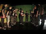 Ronika vs Girl Manhunta SPB Girls Tour 5