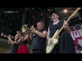 RUSSKAJA Live  Donauinselfest 2016 Full Concert