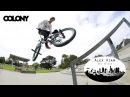 ALEX HIAM BON VOYAGE FOR COLONY BMX