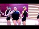 Красивый танец пышной балерины Lizzy HowellЛиззи Ховелл