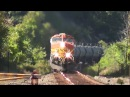 BNSF Dash 9-44CW 4944 and 2 BNSF ES44DCs lead Ethanol Train through Iona Island in HD