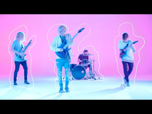 Polyphia   LIT (Official Music Video)