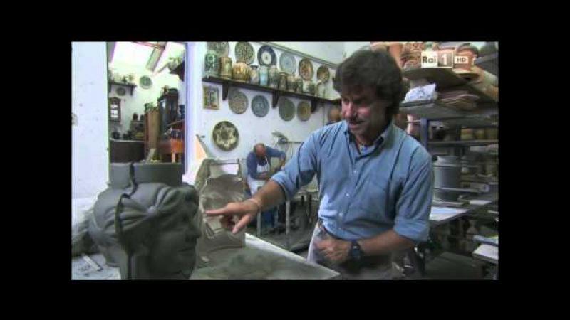 La Scala e le ceramiche di Caltagirone a Passaggio a Nord ovest