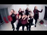 Dance Group 1155 - designer panda