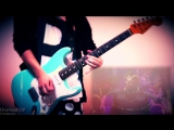 Overlord OP - Clattanoia (Guitar Cover) オーバーロード OP ギターで弾いてみた