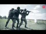 Как проходят тренировки спецназа. Курганский СОБР