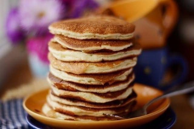 Рецепты панкейков! 1. Ванильные панкейки Ингредиенты: молоко - 200 мл. мука