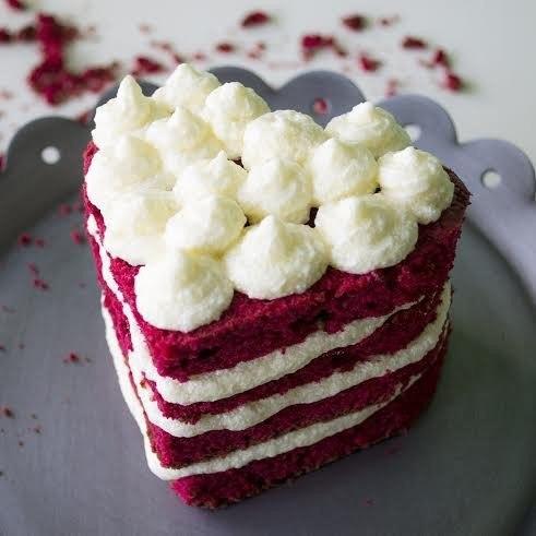 "Торт ""Красный бархат"" Ингредиенты: Мука"