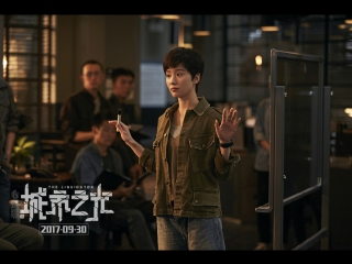 The Interview with director and leading role actors actress in movie  The Liquidator  2017 06 07