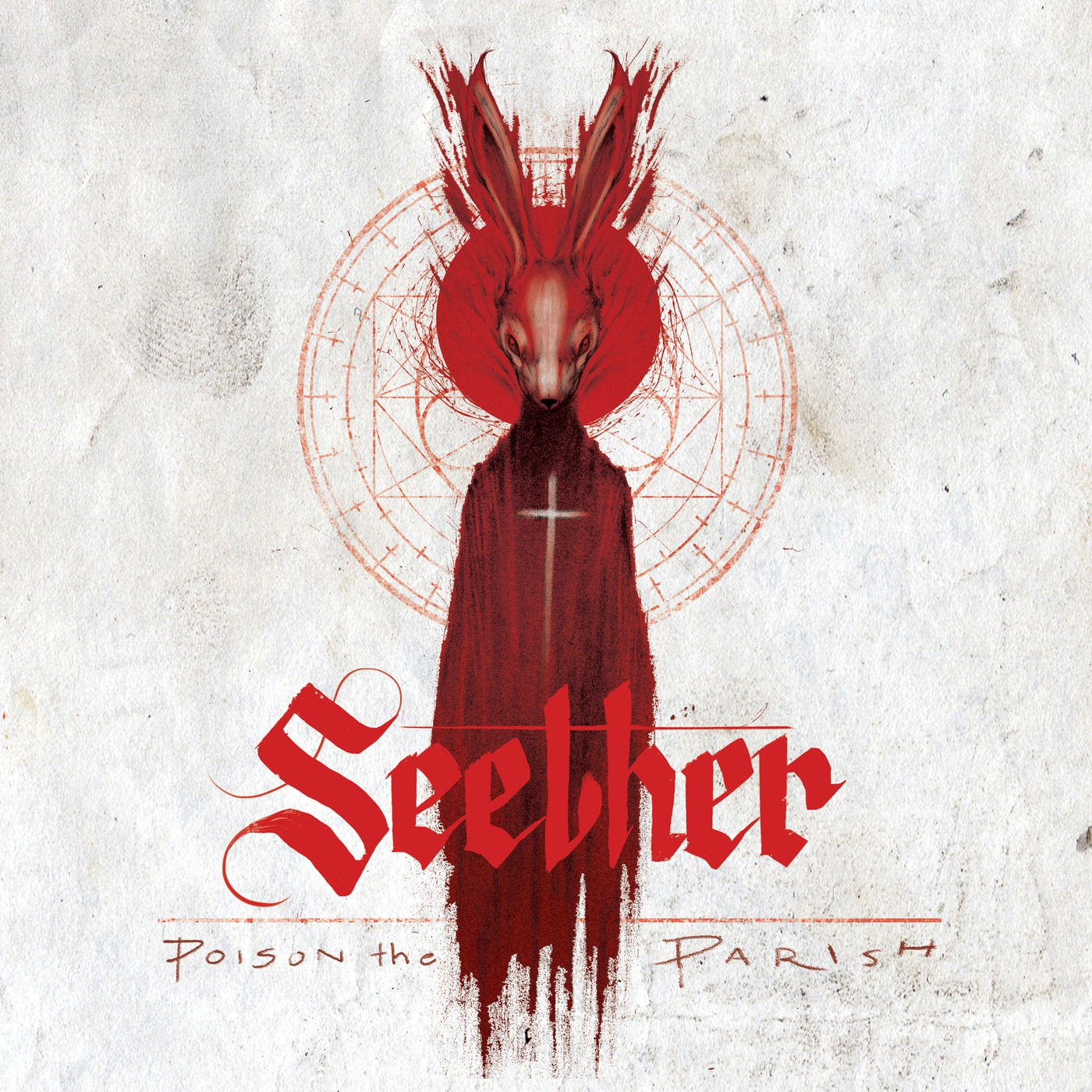 Seether - Poison The Parish (Deluxe Edition) (2017)