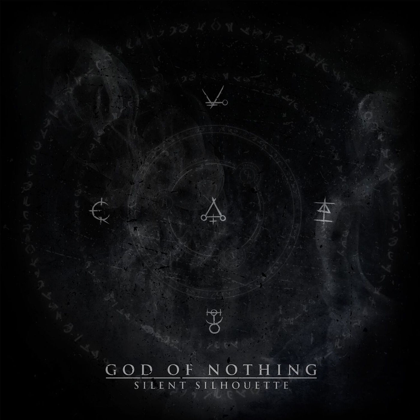 God Of Nothing - Silent Silhouette [EP] (2017)