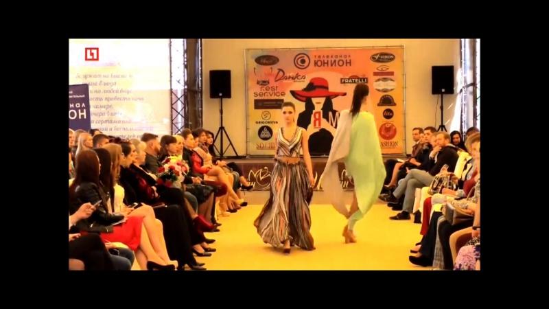 Татьяна Протченко и Наталья Гордейчук показ