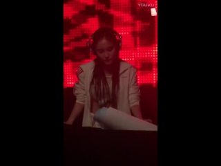 [FANCAM] 170902 Hyomin - Full Performance (DJ + Overcome + New Song) @ Mix and The City