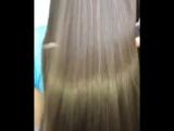 Ботокс волос.У Варсеник Кардашян золотые ручки! Я в восторге от своих волос!!!