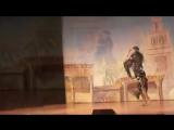 Selma (France)- Ghawazy Dance - Boss ala  El Halawa. بص على الحلاوة 5528