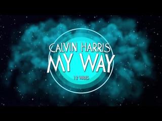 RTG #1 • Wales • Calvin Harris - My Way