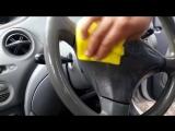 Бюджетный уход за авто. 1 серия. Фэйри против Средства для мойки пластика Бравои