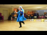 Ольга Комарова Татарский танец