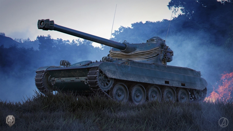 World of Tanks AMX 13 105 - 3 Kills 8,5K Damage