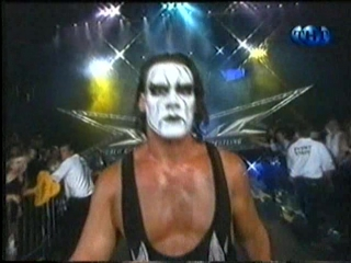 Nitro 08-09-99 Hulk Hogan, Goldberg  Sting vs Kevin Nash, Sid  Rick