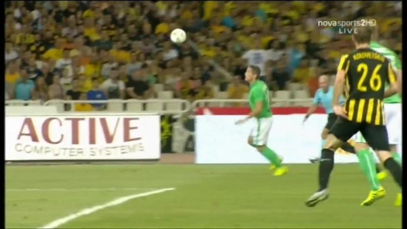 209 EL-2016/2017 AEK Athen - AS Saint-Étienne 0:1 (04.08.2016) FULL