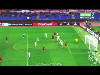 Шикарный гол Перотти рабоной | DROBIN | vk.com/nice_football