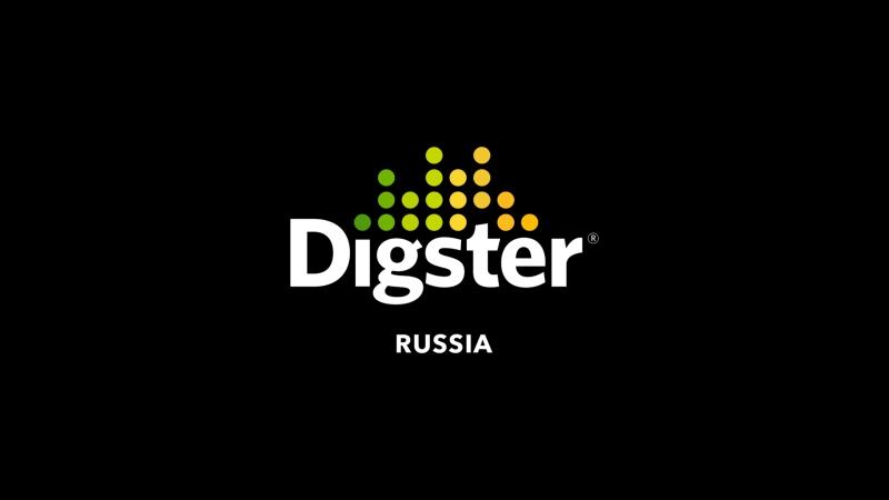 Digster - новый формат плейлистов.