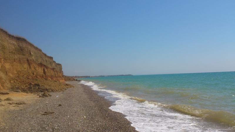 О море, море! Как пел М.Магомаев. Наше море шумит по родному!