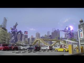 [KaijuKeizer & FRT Sora] Ультрамэн Орб / Ultraman Orb (2016) ep05 rus sub