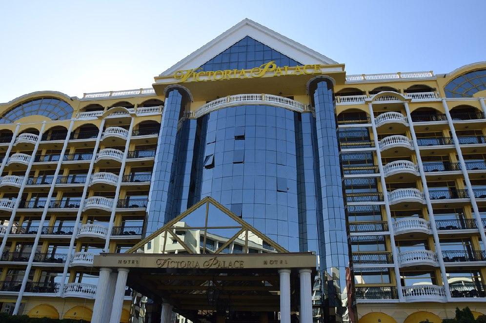 Отель Виктория Палас