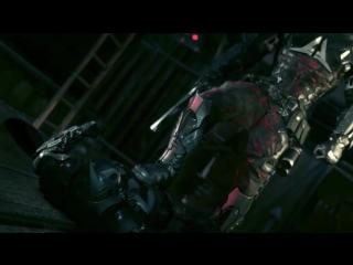 Бэтмен рыцарь Аркхема. Нет надежды, нет спасителя, нет больше Бэтмена