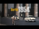 Berlin 1957 - 1960 color - Berlin Ost West vor dem Mauerbau - Berlin East West without wall