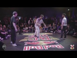 HipHop Kingz X Red bull BC One | Denzel & Bugs bunny vs Majid & Franky Dee | 2 vs 2 hiphop