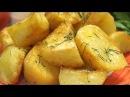 Идеальный картофель Хрустящая корочка и нежное пюре внутри Весь секрет в маленькой хитрости