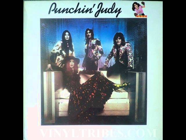 Punchin' Judy - Punchin' Judy 1973 (FULL ALBUM) [hard rock]