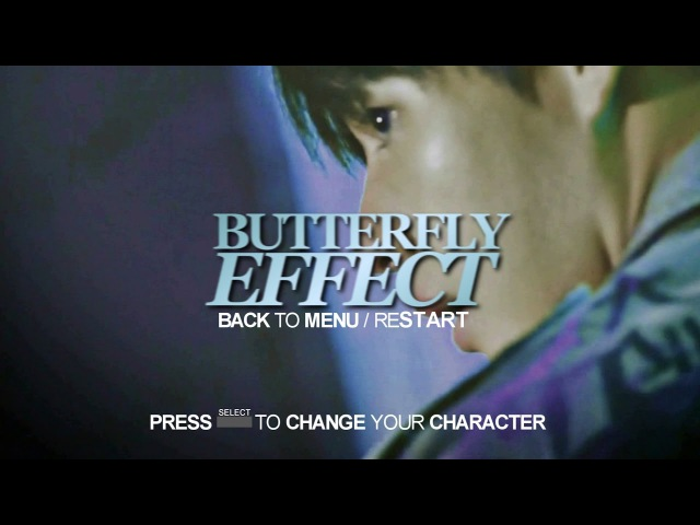 TAEHYUNG - BUTTERFLY EFFECT 3 「Game au」