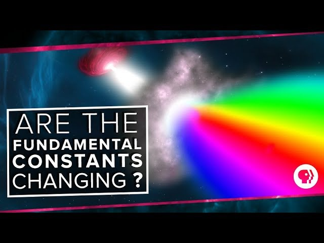 Are the Fundamental Constants Changing