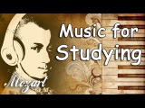 Mozart Classical Music for Studying and Concentration, Relaxation, Reading | Instrumental Music