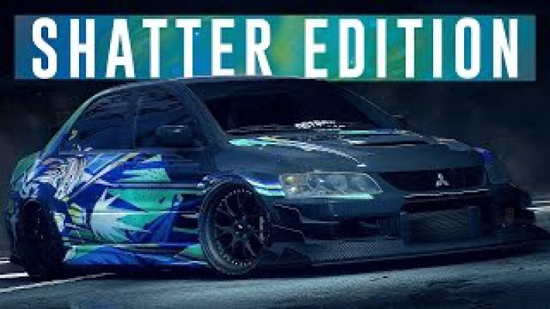 Shatter Edition Evo NFS 2015 CINEMATIC DRIFT 3440x1440 @crowned yt