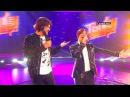 4 голоса жюри и встреча с кумиром участник шоу Ты супер Дэниел спел дуэтом с Филиппом Киркоровым