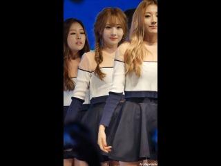 160923 러블리즈 (Lovelyz) - Candy Jelly Love (지애 Ji-Ae) 부산가톨릭대 축제 직캠 Fancam By Happiness