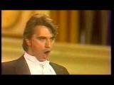 Хворостовский Ах ты, душечка Hvorostovsky Russian folk song Ah ty dushechka 1991