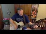 2125 - Big Fat Love - John Prine vocal &amp acoustic guitar cover &amp chords