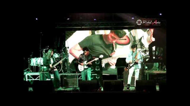 Zoociedad Blues en Nariño Vive Underground - Rock`n Frío 2014