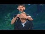 КВН Утомленные солнцем. 2004 сцена Охранник Маслякова ЮРМАЛА