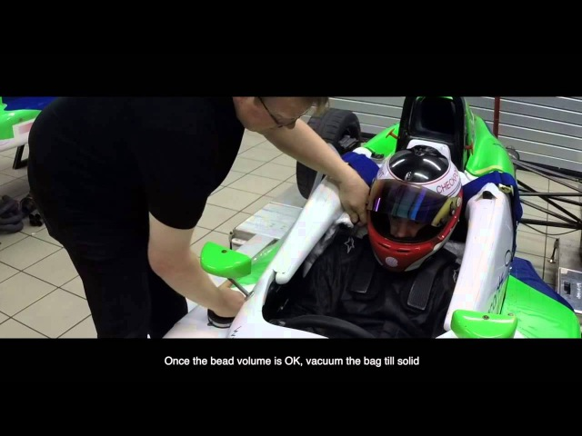 Indi Seat Instructions Fitting Video HD Schroth Racing