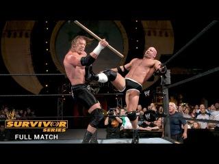 #My1 FULL MATCH - Goldberg vs. Triple H - World Heavyweight Title Match: Survivor Series 2003