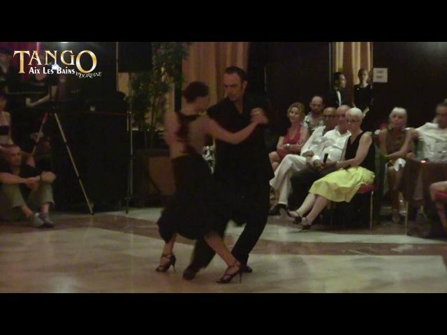 Lucila Cionci y Rodrigo Joe Corbata - 10th Aix Les Bains Tango Festival 2016
